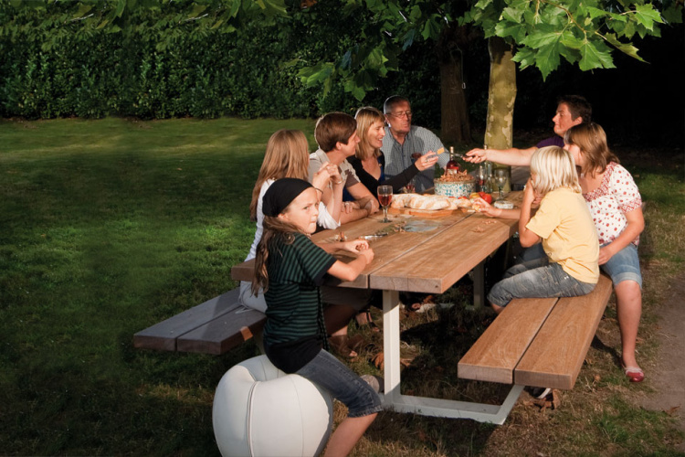 Cassecroute Table 48