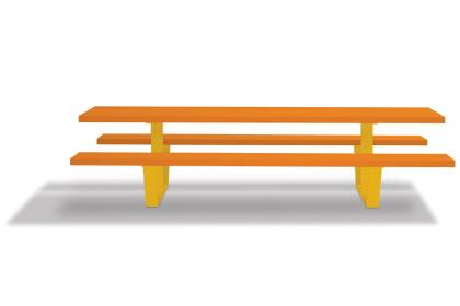 Cassecroute Table 46