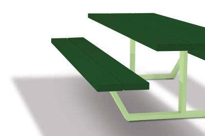 Cassecroute Table 38