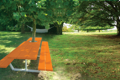 Cassecroute Table 19