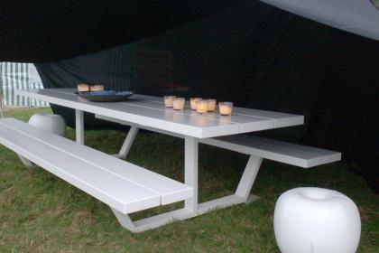 Cassecroute Table 8