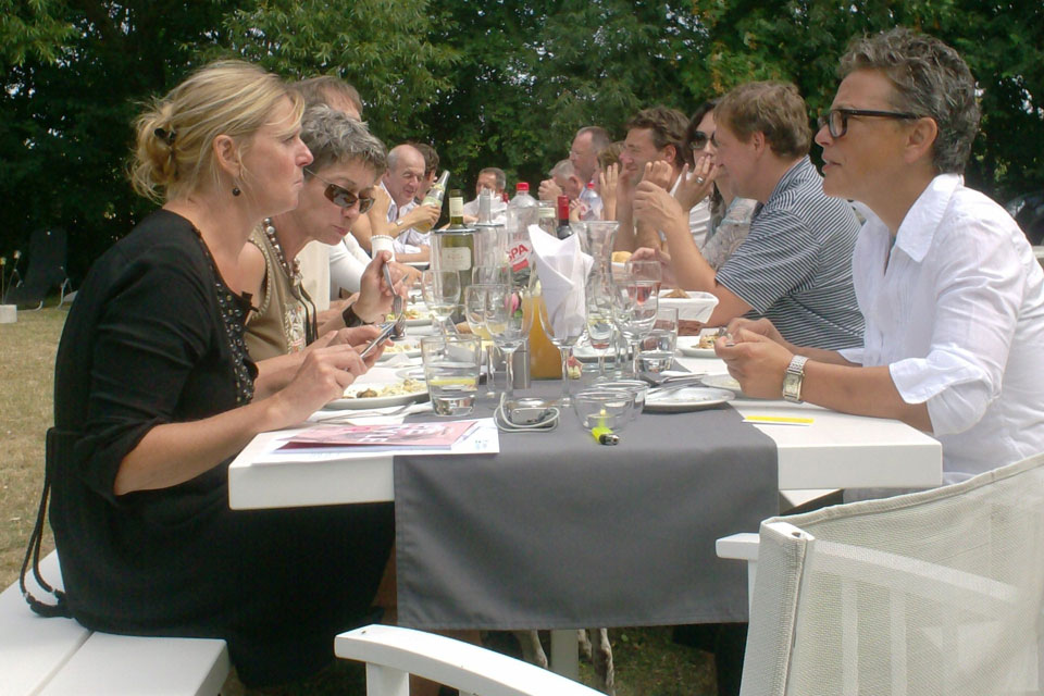 Cassecroute Table 6