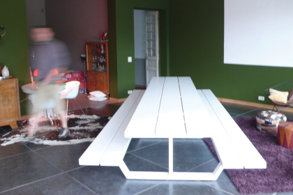 Cassecroute Table 5