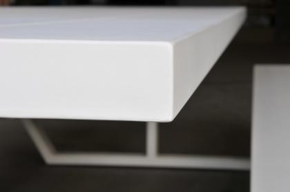 cassecroute picknicktafel aluminium design 6 meter wit grijs (9)