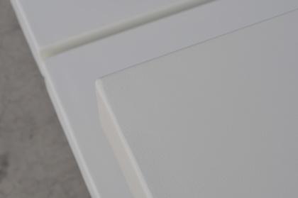 cassecroute picknicktafel aluminium design 6 meter wit grijs (10)
