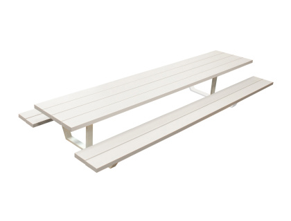 Cassecroute Table Aluminium 1