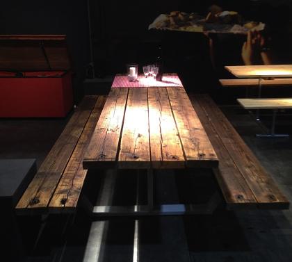 Cassecroute Table Rural 5