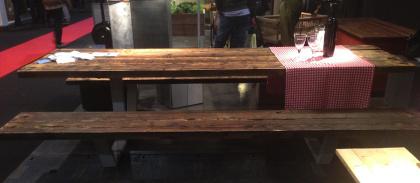 Cassecroute Table Rural 4