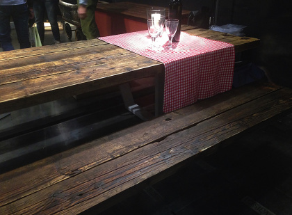 Cassecroute Table Rural 3