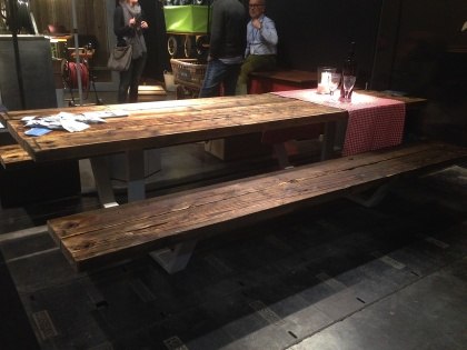 Cassecroute Table Rural 2